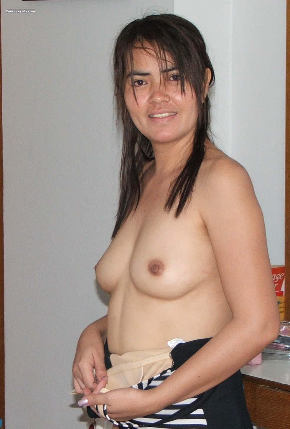 Medium Tits Topless Annie Chen